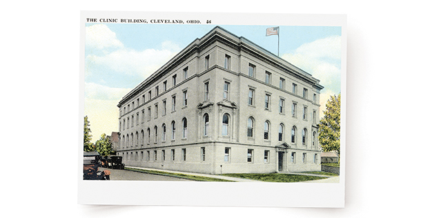 The Clinic Building, Cleveland, Ohio