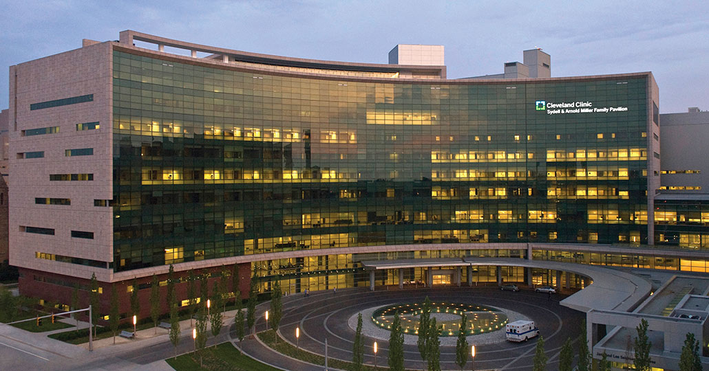 Cleveland Clinic Miller Family Pavilion