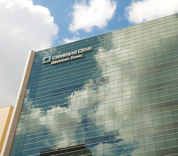 Cleveland Clinic Glickman Tower