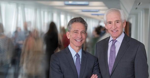 Larry Pollock and Stewart Kohl