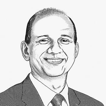 Illustration of Jame Abraham, MD, FACP