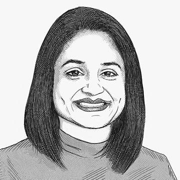 Illustration of Bhumika Patel, MD
