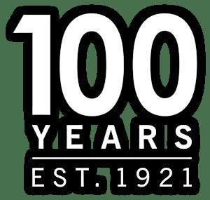 100 Years - Est. 1921