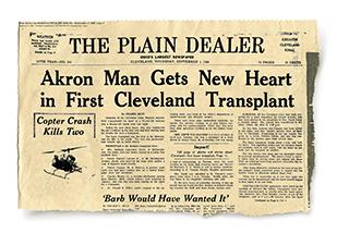 Newspaper of the Plain Dealer