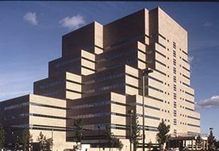 new outpatient building