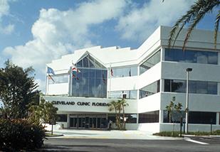 Cleveland Clinic Florida Facility