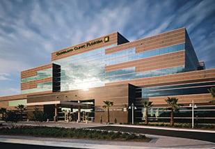 Cleveland Clinic Florida building